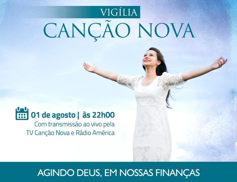 Vigília Canção Nova