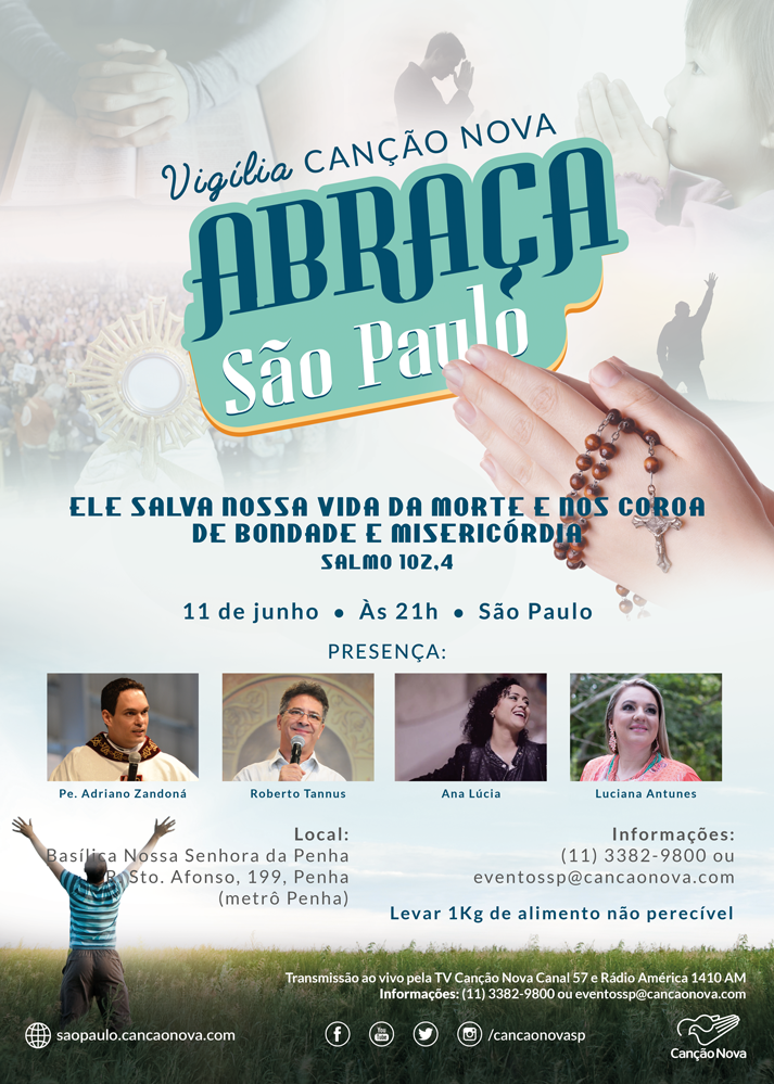 Vigília CN Abraça SP