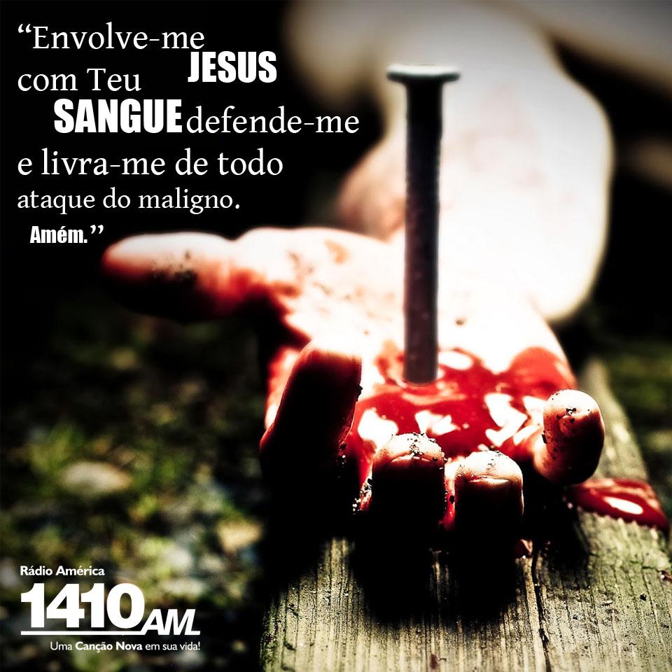 Preciosissimo Sangue de Jesus