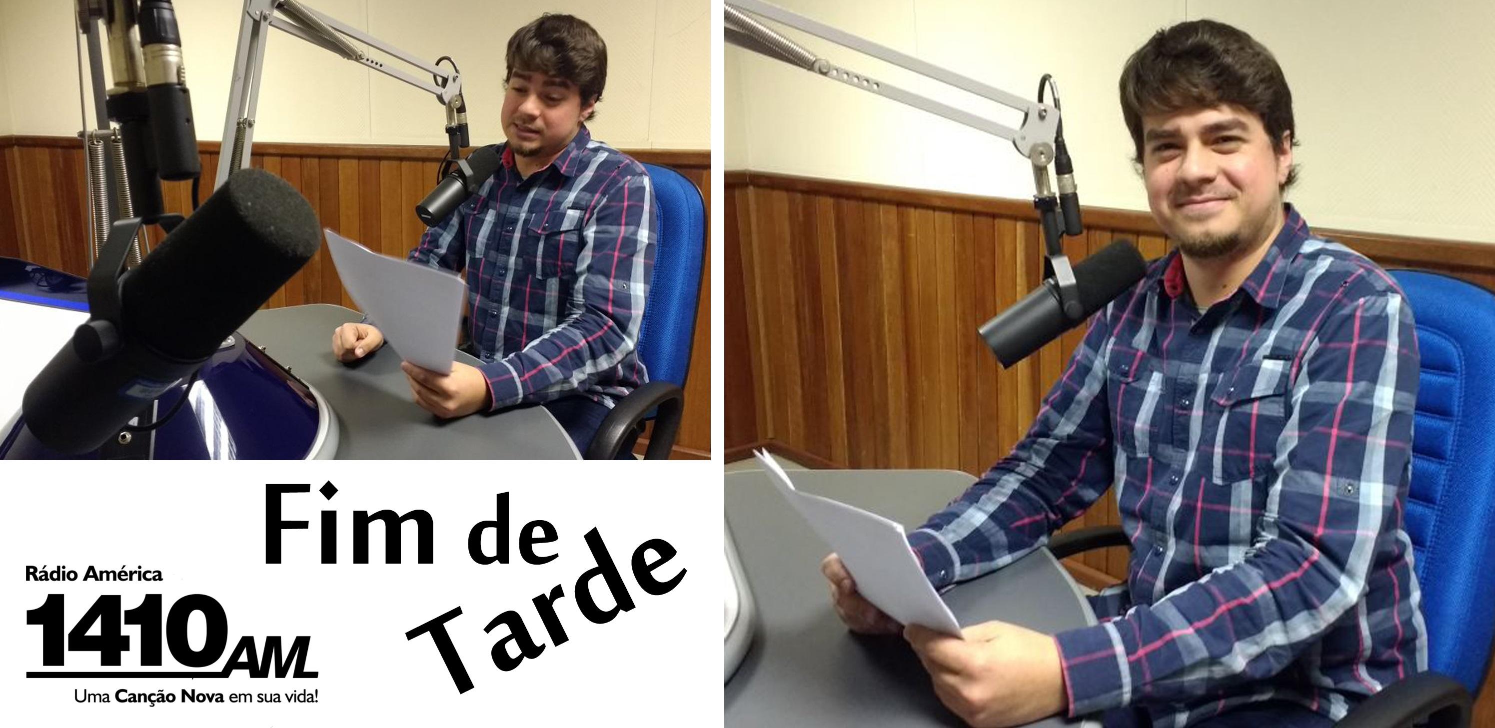 FIM DE TARDE