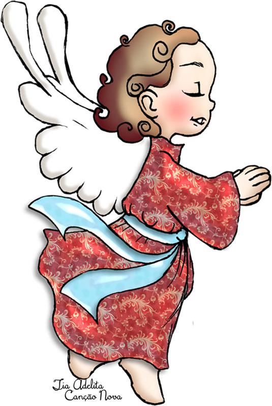 anjo-adorando