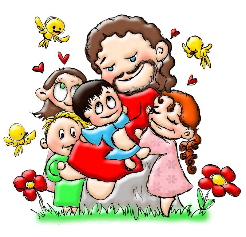 Novo Desenhos De Jesus Coloridos Para Imprimir Melhores Casas De