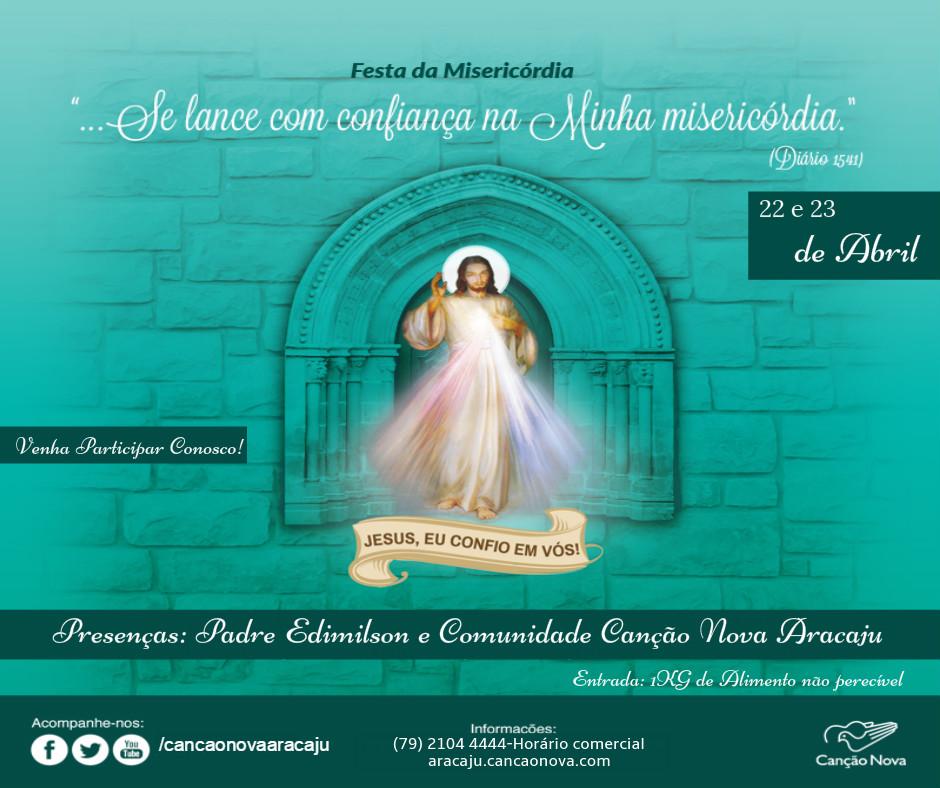 festa da misericordia oficial