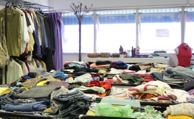 roupas novas e seminovas - Bazar da CN Minas