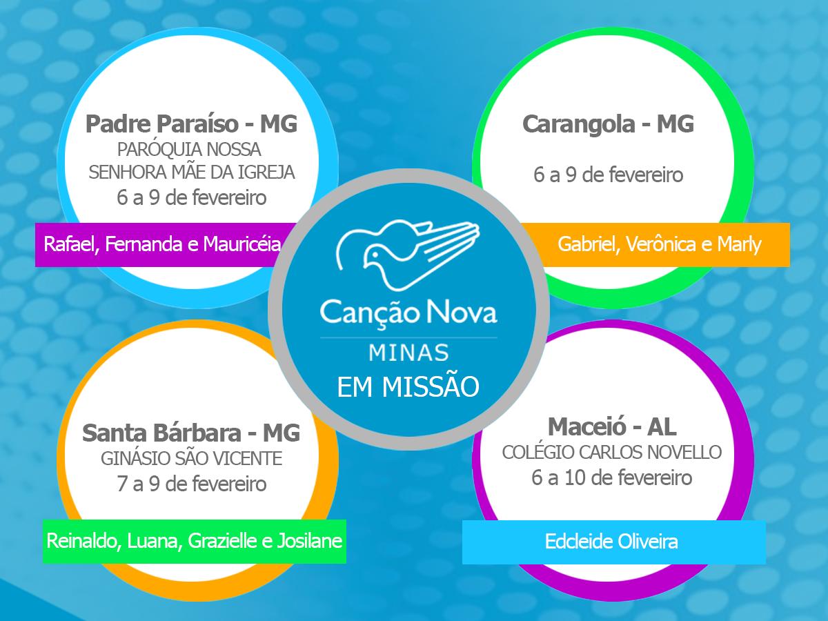 Carnaval Canção Nova Minas