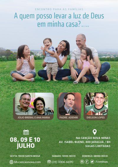 Divulgação/bh.cancaonova.com
