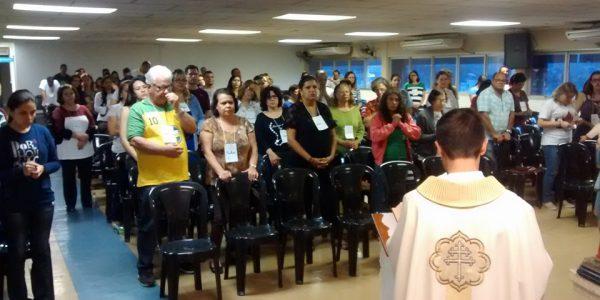 Santa Missa na Canção Nova Minas