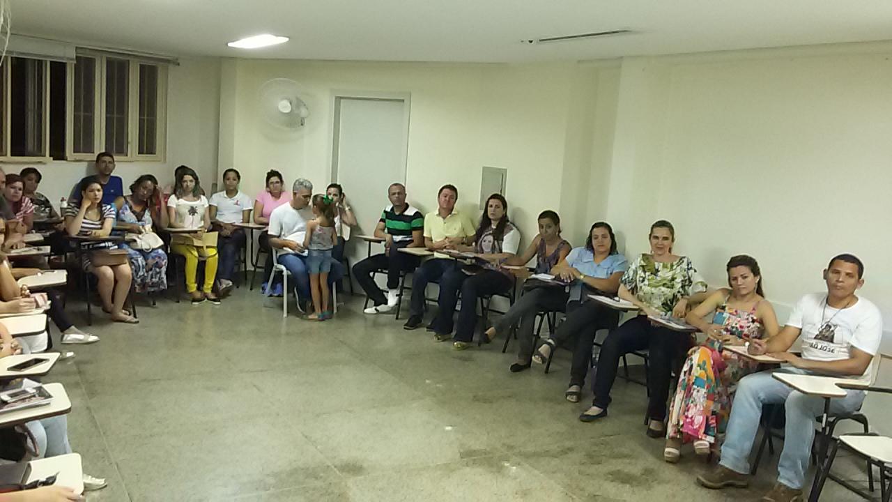 Formação Afetividade para Grupo de oração Rosa Mística