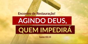 Encontro de Oração com Alexandre Oliveira