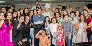 Canção Nova, em Belo Horizonte, celebra 17 anos