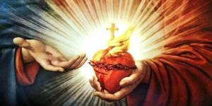 O Coração de Jesus está comigo