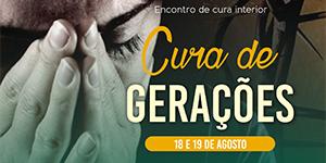Encontro com Eudes Duarte na Canção Nova