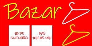 Bazar da Providência | 18 de OUTUBRO