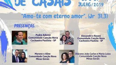 IV ENCONTRO DE CASAIS EM IPATINGA / MG
