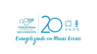 Canção Nova:  20 anos em Minas Gerais