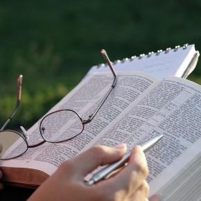07/10 - Posso riscar a Bíblia??