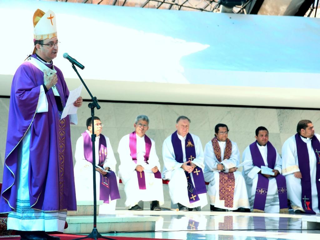 Arcebispo de Brasília Dom Sérgio da Rocha