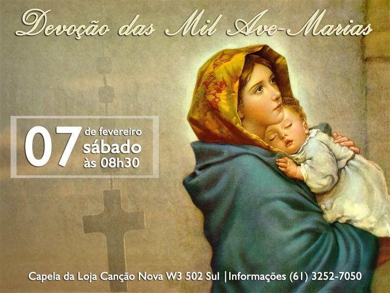 1000 Ave-Marias