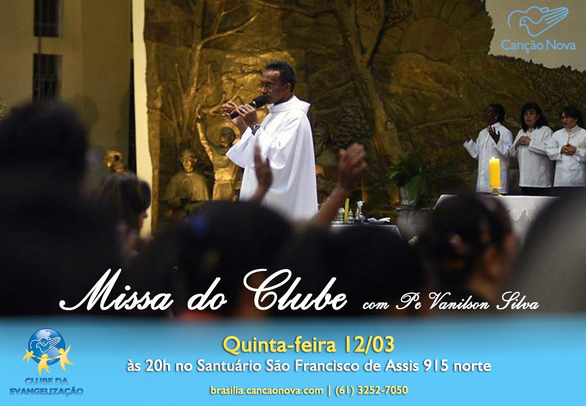 Missa do Clube Março