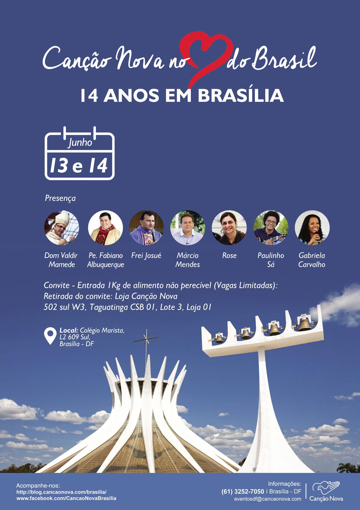 Aniversário de CN Brasília