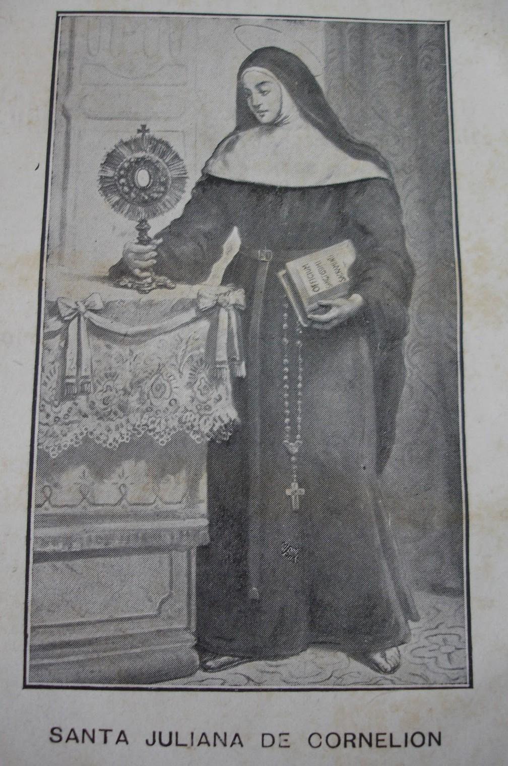 Santa Juliana de Cornelion
