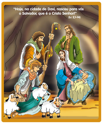 evangelho domingo nascimento de Jesus