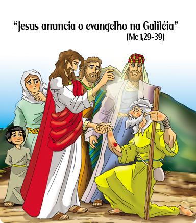 Evangelho na Galiléia