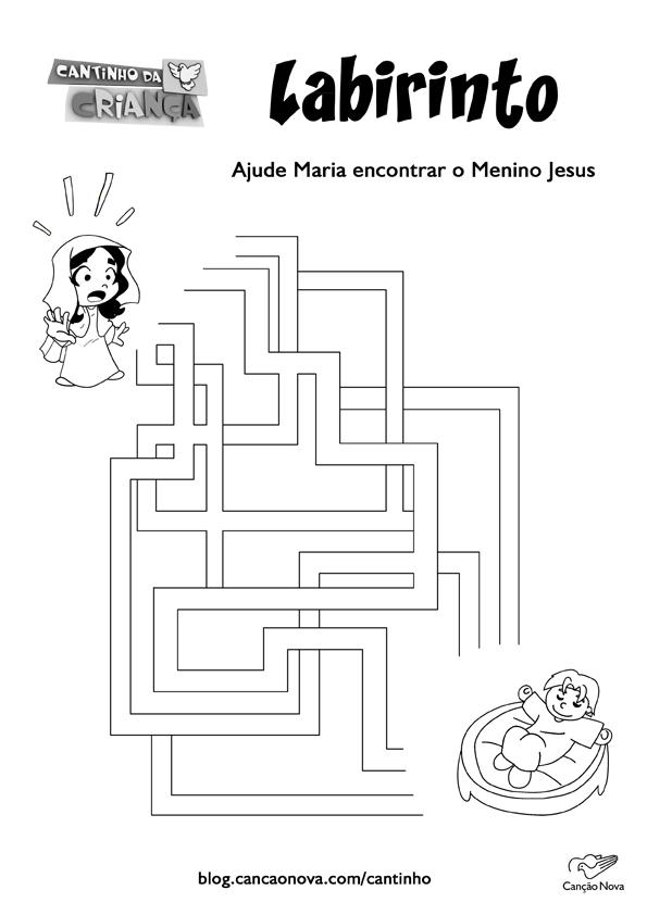 labirinto de Maria