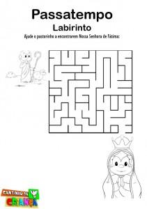 Passatempo-Labirinto-NSFátima