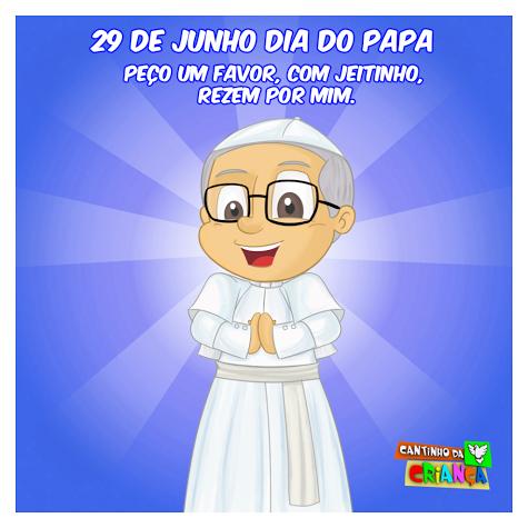 dia do papa