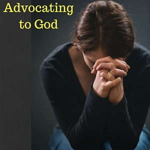 Advocating to God