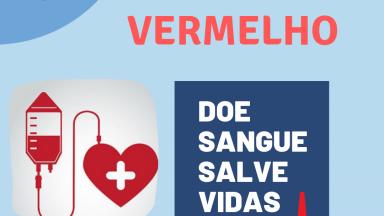 Junho Vermelho: doe sangue e ajude a salvar vidas