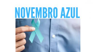 Novembro Azul: a importância do homem ir ao médico e fazer os exames