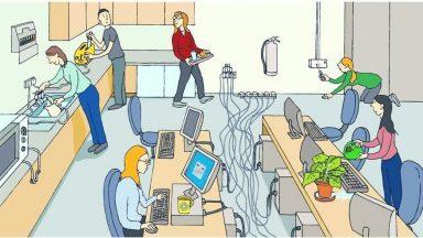 5 dicas de prevenção ao acidente de trabalho