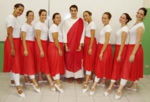 Ministério de dança Apostolos
