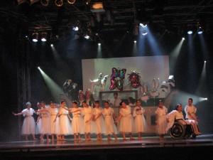 Espetáculo A Arca