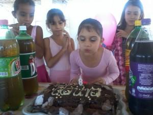 Feliz Aniversário Laura