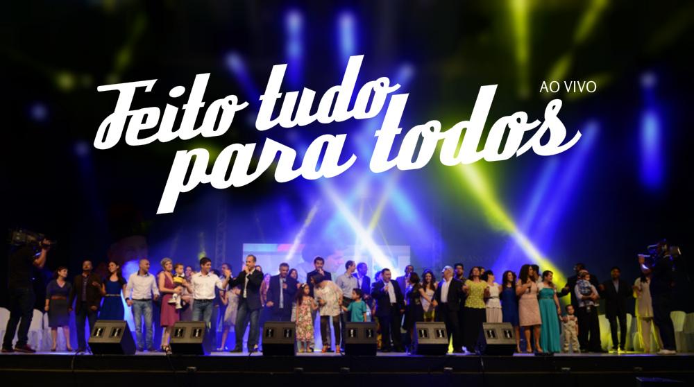show-feito-tudo-para-todos-ao-vivo-cancao-nova-hosana-2014