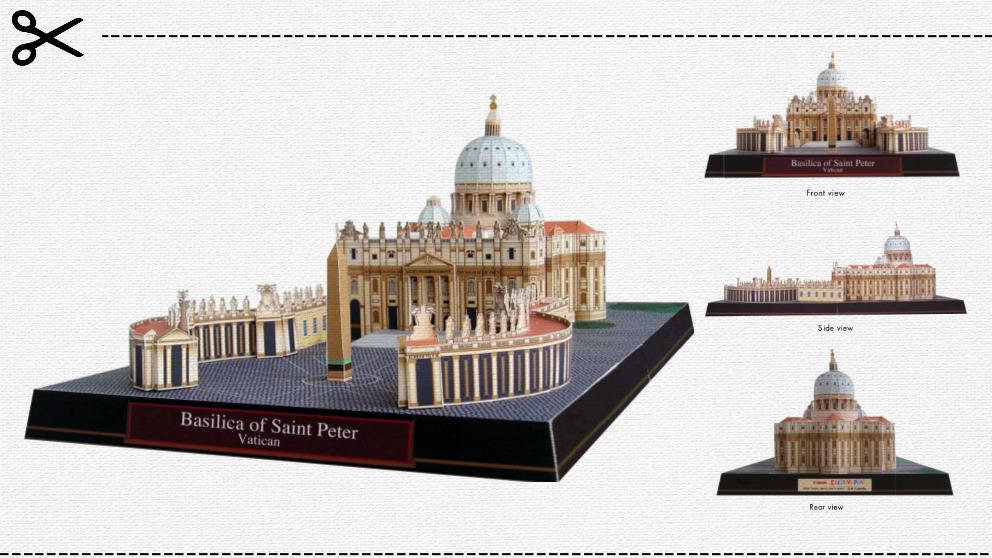papertoy-vatican-basilica-de-sao-pedro