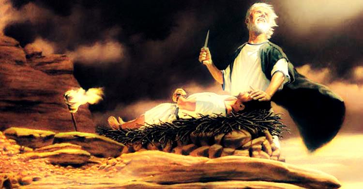 abraao-e-isaac-sacrificio