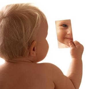 Como vai a sua auto estima Espelho