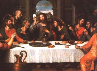 Eucaristia = Santa Ceia = Partilha do Pão