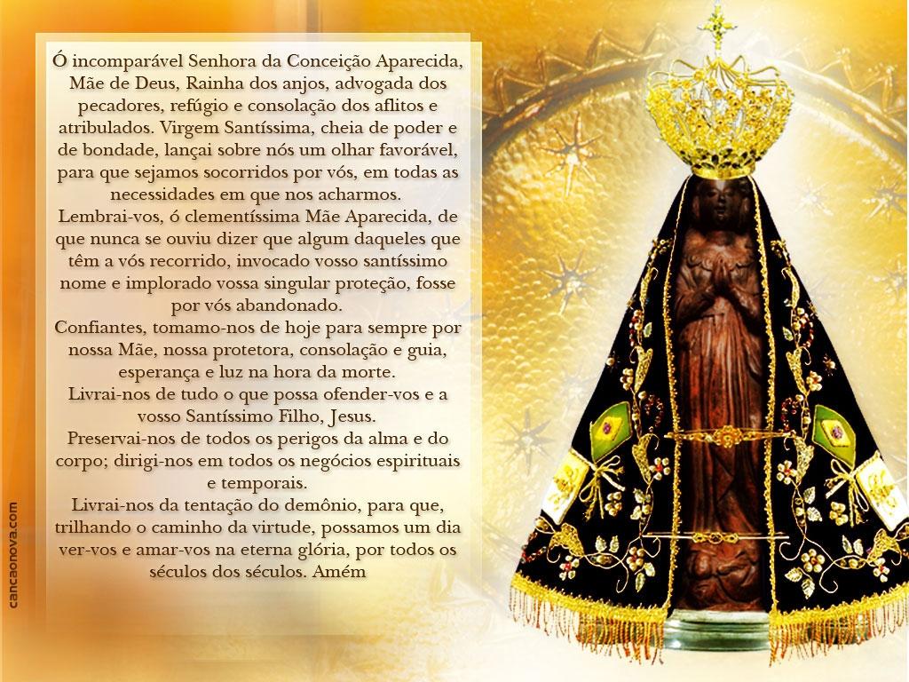 Querida Padroeira Do Brasil Abenç Frases Nossa Senhora: Vitória Da Conquista