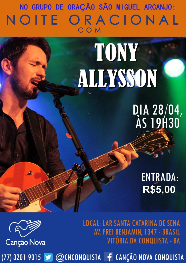 Noite Oracional com Tony Allysson