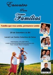 kairos para familias