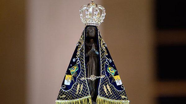 Os fiéis brasileiros poderão alcançar indulgência plenária durante o Ano Nacional Mariano / Foto: Santuário Nacional