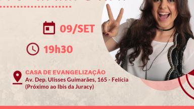 Noite Oracional com Fernanda Silva