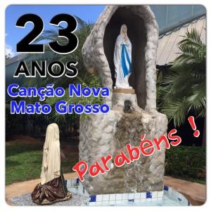 Canção Nova em Mato Grosso: 23 Anos de Missão
