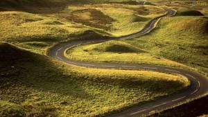 estrada-sinuosa