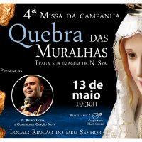 Quebra das Muralhas Maria